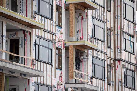 POLL: Would you live in a 12-storey wooden building?
