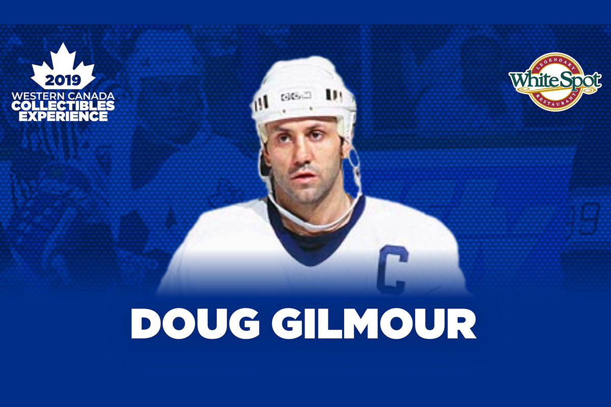 Doug Gilmour talks hockey and returning to the Lower Mainland. (LEC)