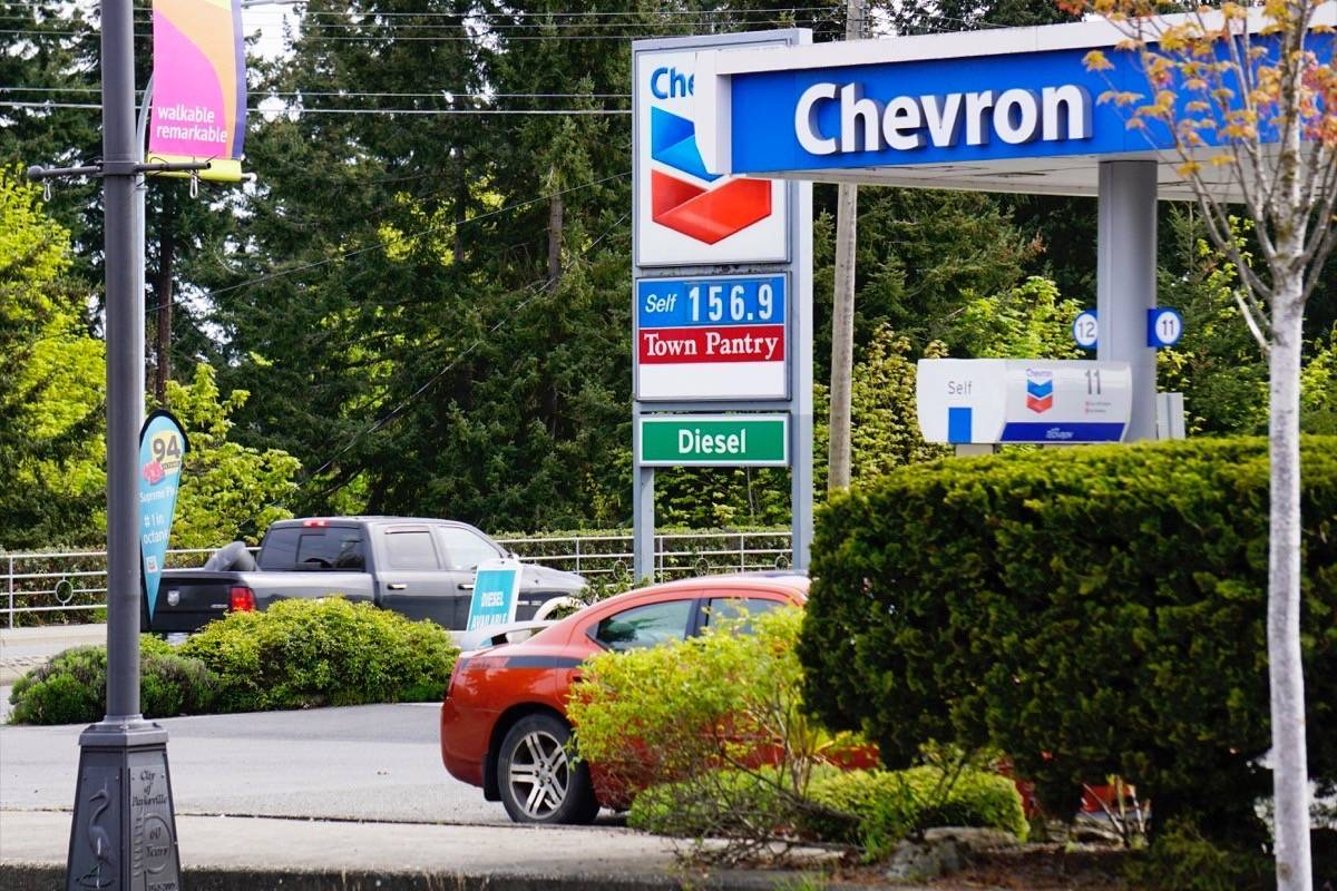 B.C. VIEWS: Regulating fuel prices not a new idea