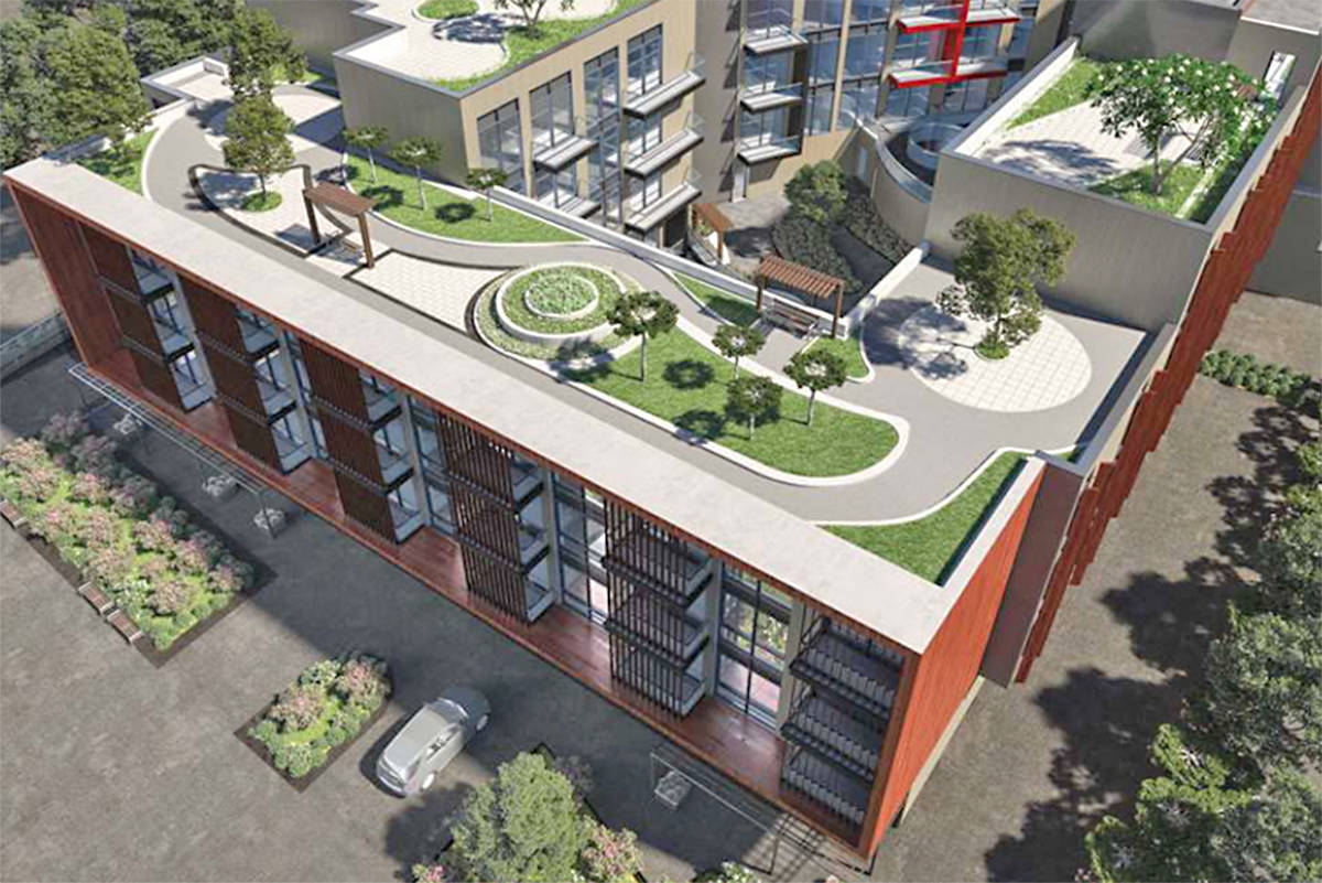 Nine-acre Langley City seniors project behind schedule