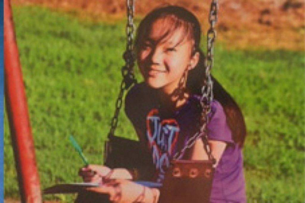 Marrisa Shen, 13, was killed in Burnaby's Central Park in July 2017. (Police handout)