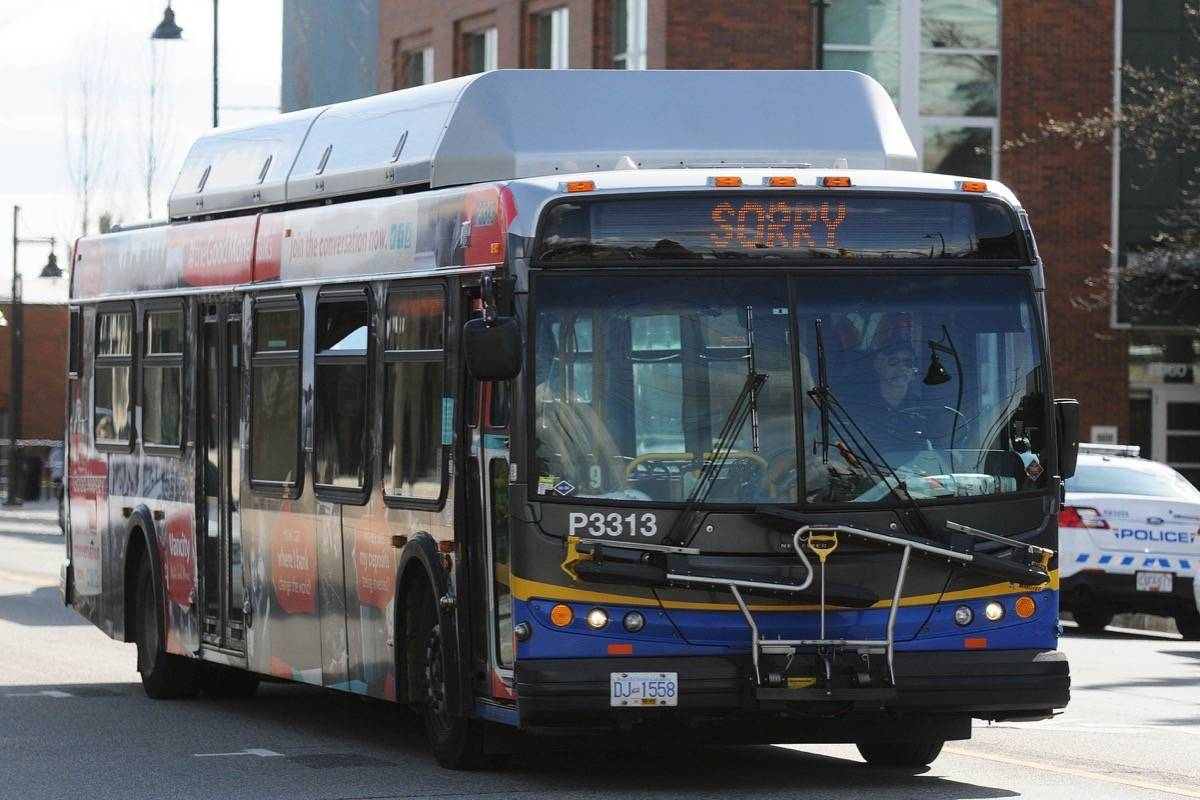 TransLink is asking for public input on its Maple Ridge-Pitt Meadows plan. (THE NEWS/files)