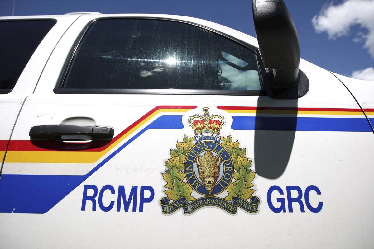 RCMP arrest Canada-wide prohibited driver, impound loaned vehicle