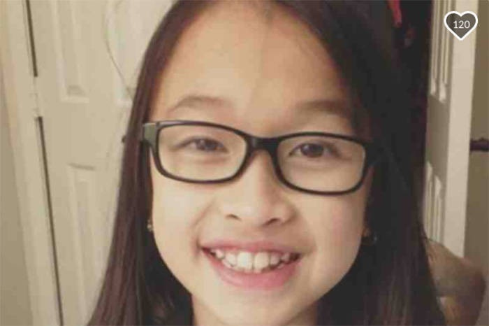 The trial for the North Saanich woman charged in the crash that severely injured 11-year-old Leila Bui started Monday. Bui suffered severe brain damage and internal injuries when she was struck in a Saanich crosswalk in December 2017. (GoFundMe)