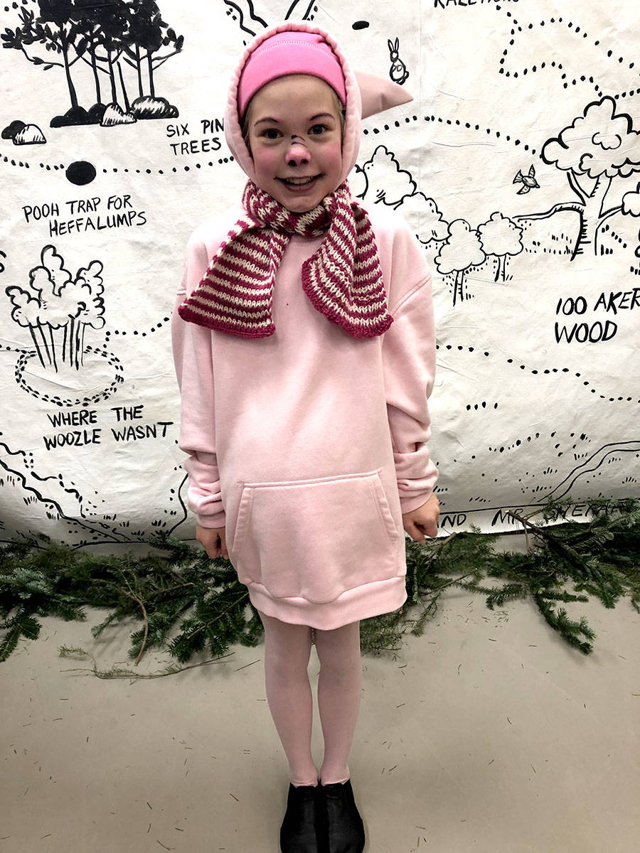 White Rock's Winnie-the-Pooh Christmas Tail production has Langley star