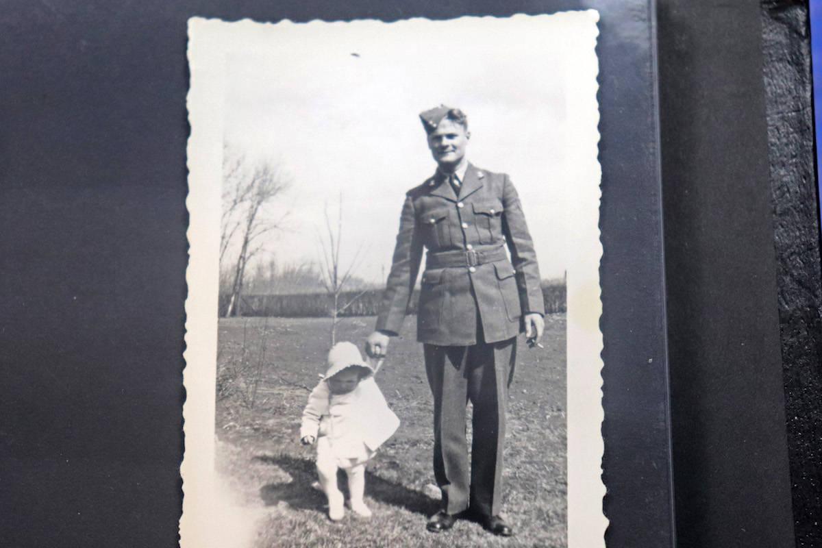 Aldergrove 'grandpa' holds birthday bash of his century