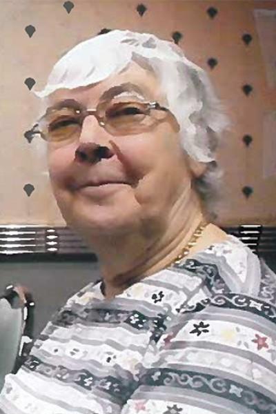Vera Rose Paget (nee Hay)
