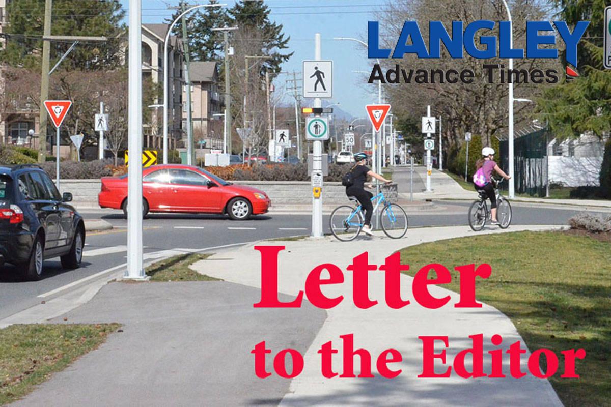 Share your opinion with editor@langleyadvancetimes.com