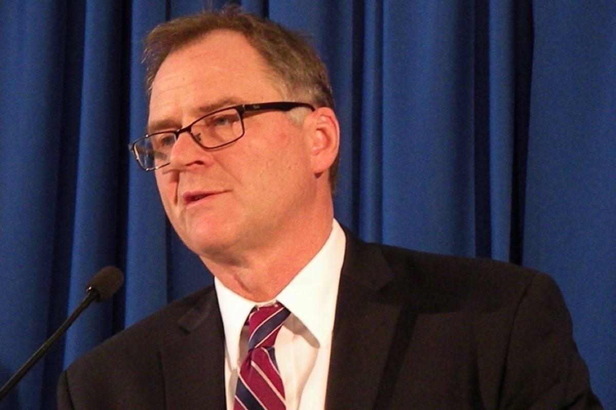 B.C. Ombudsperson Jay Chalke. (Tom Fletcher/Black Press)
