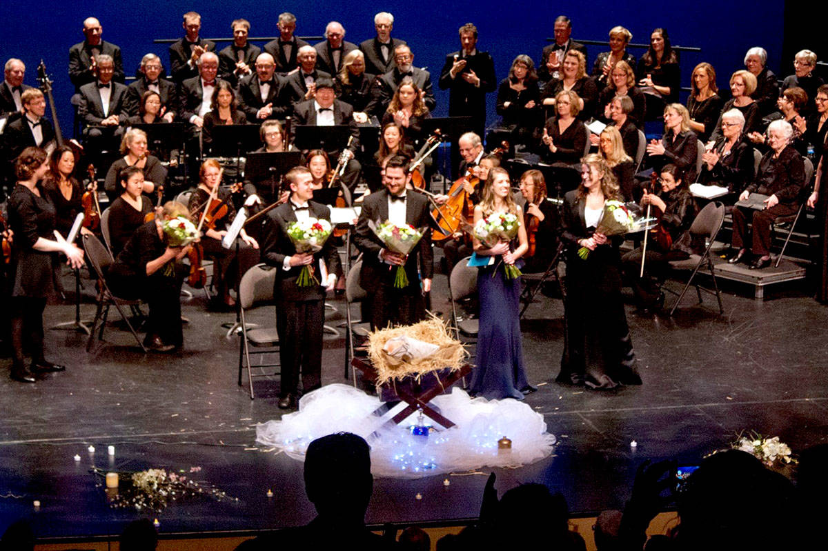Annual Messiah in the Valley concert musically narrates Christ's life story