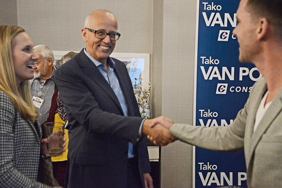 New Langley-Aldergrove MP says unity, SkyTrain, business are priorities in Ottawa