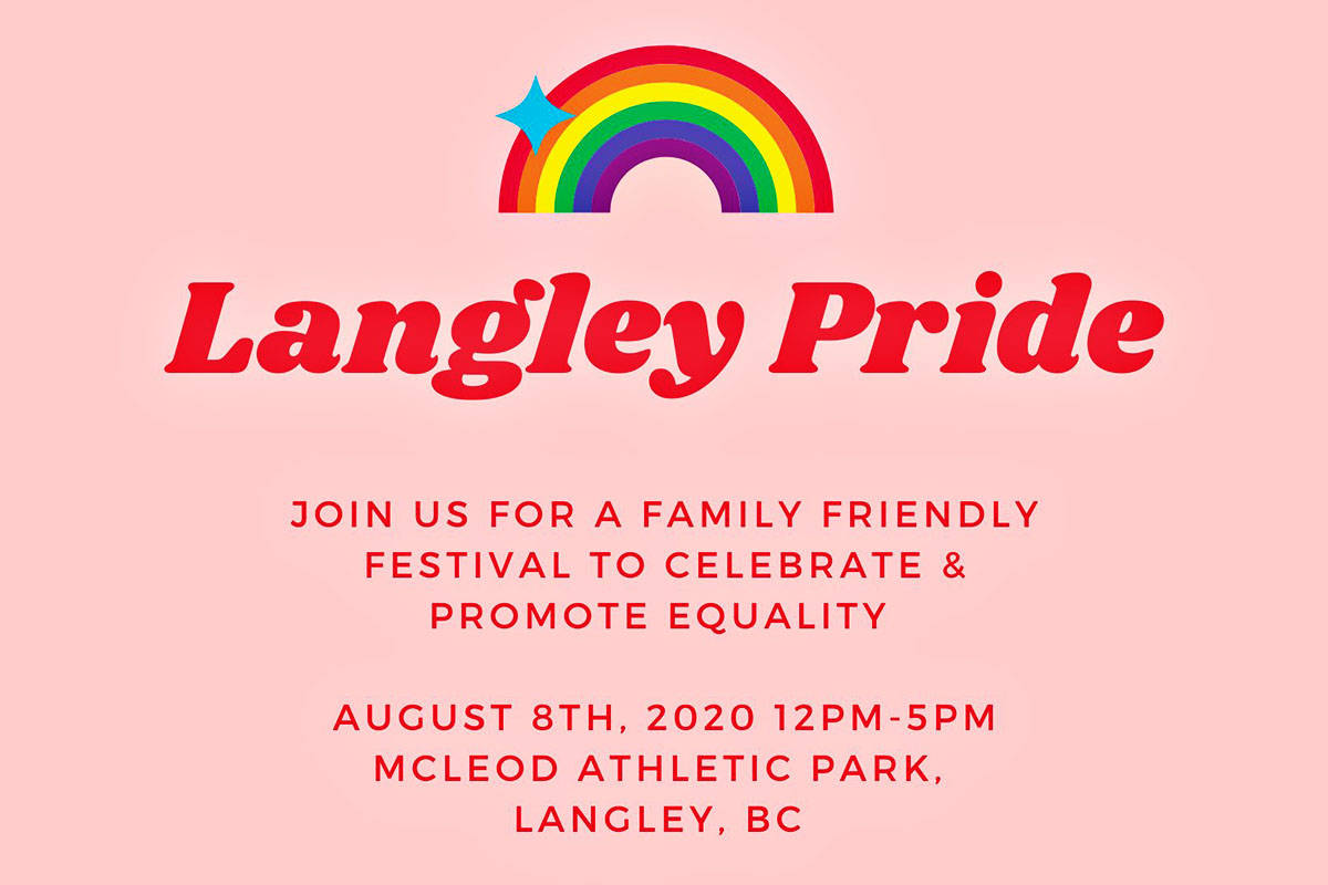 Langley Air Show 2020.Video Pride Festival Announced For Langley Next August