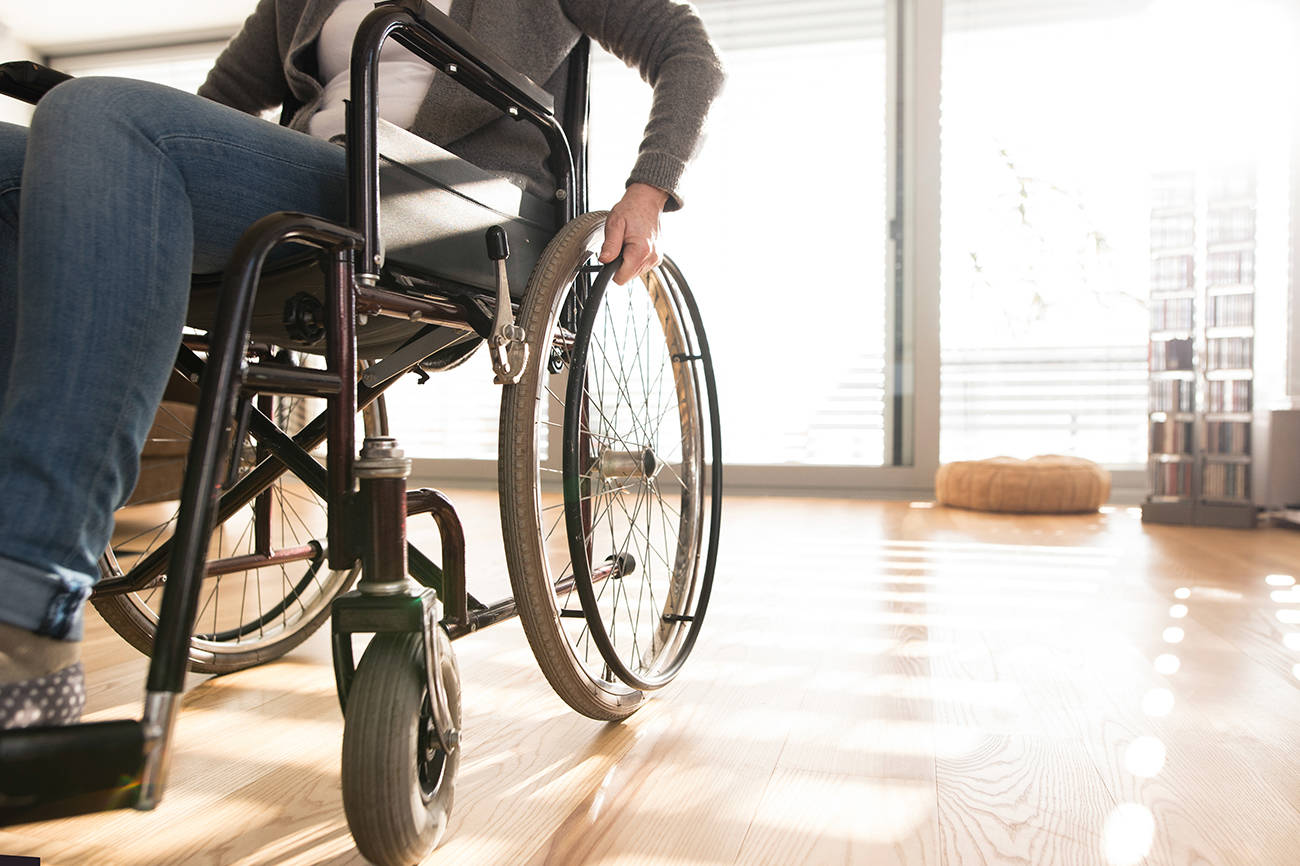 Some 6.5 million had one or more disabilities in 2017. (Black Press Media File).