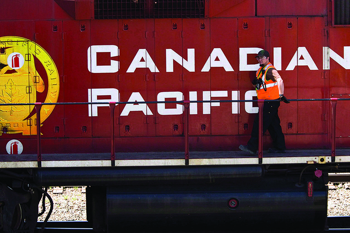 Locomotive engineer killed in 'accident' at CP Railway yard in Coquitlam