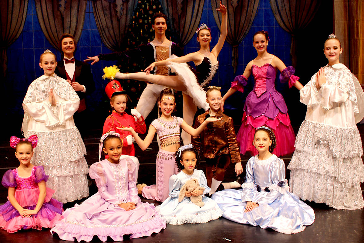 Two different versions of the Nutcracker hit the stage