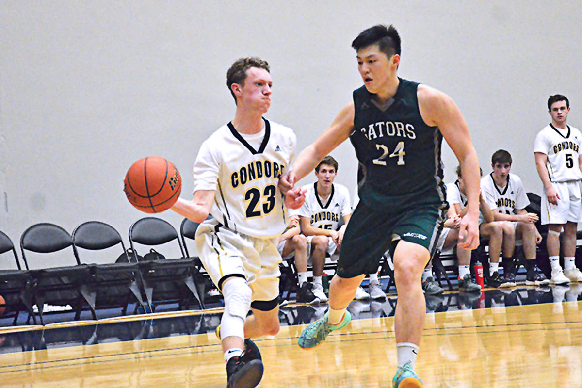 Walnut Grove was knocked out of the Tsumura Invitational after Wednesday's 89-63 loss to Duchess Park. (Gary Ahuja/Langley Events Centre)