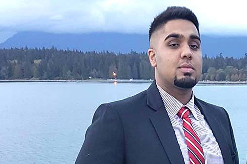 Jagvir Malhi, 19, was killed in a shooting on Nov. 12, 2018 near Ross Road Elementary.