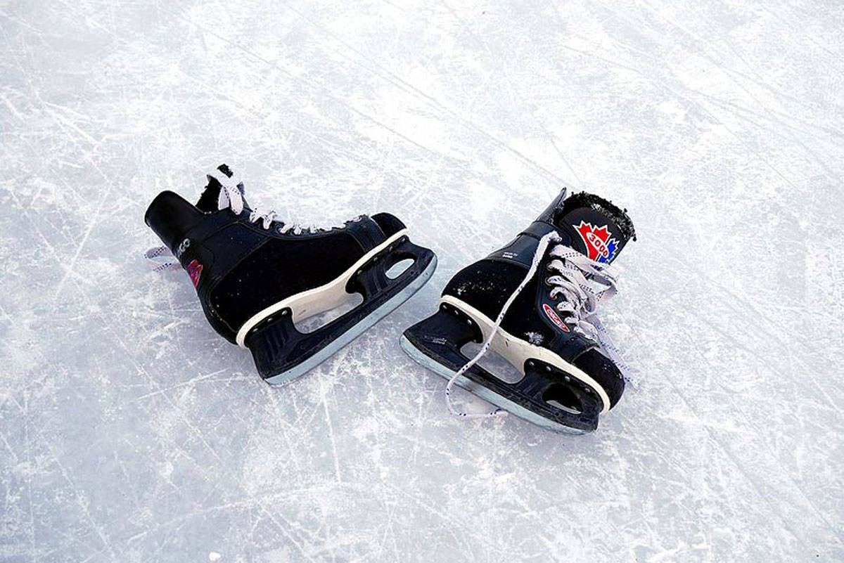 The 47th Annual Rick Lapointe Memorial hockey tournament was cut short for some after an illness outbreak among the players. (Santeri Viinamäki/Wikimedia Commons)