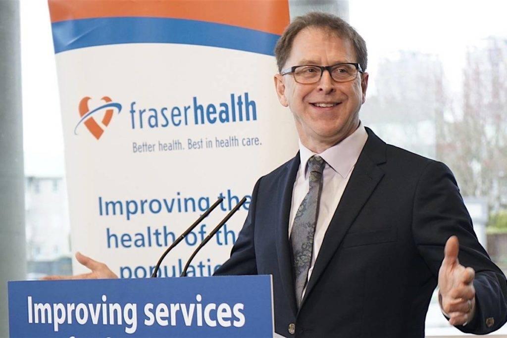 B.C. Health Minister Adrian Dix. (Black Press Media files)