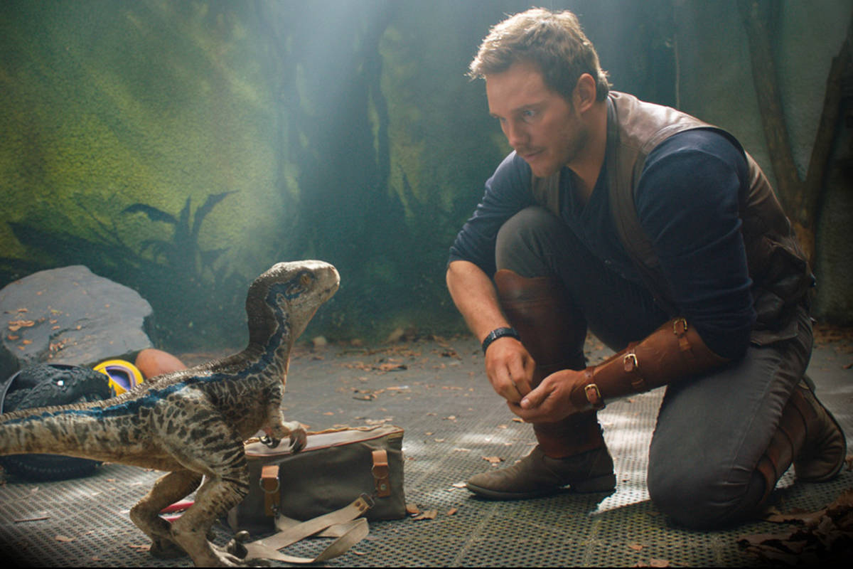 'Jurassic World 3' will film in Metro Vancouver under working title 'Arcadia'