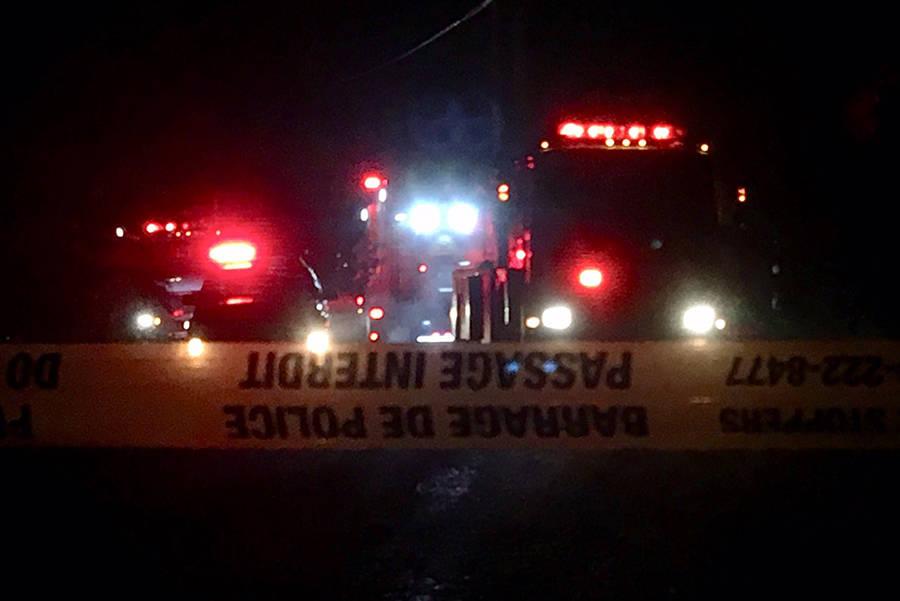 UPDATED: No survivors in Gabriola Island plane crash: RCMP