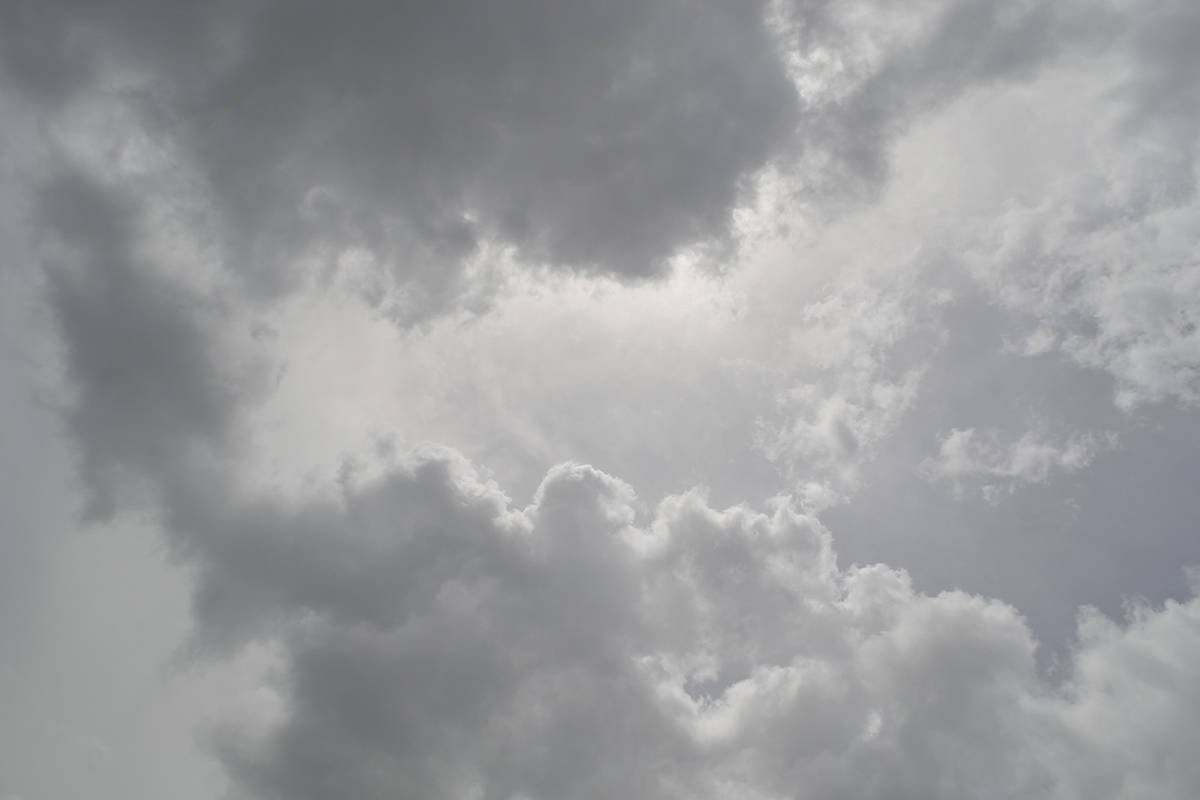 Langley can expect mainly cloudy weather after the rain ends on Thursday, according to Environment Canada. (Langley Advance Times files)