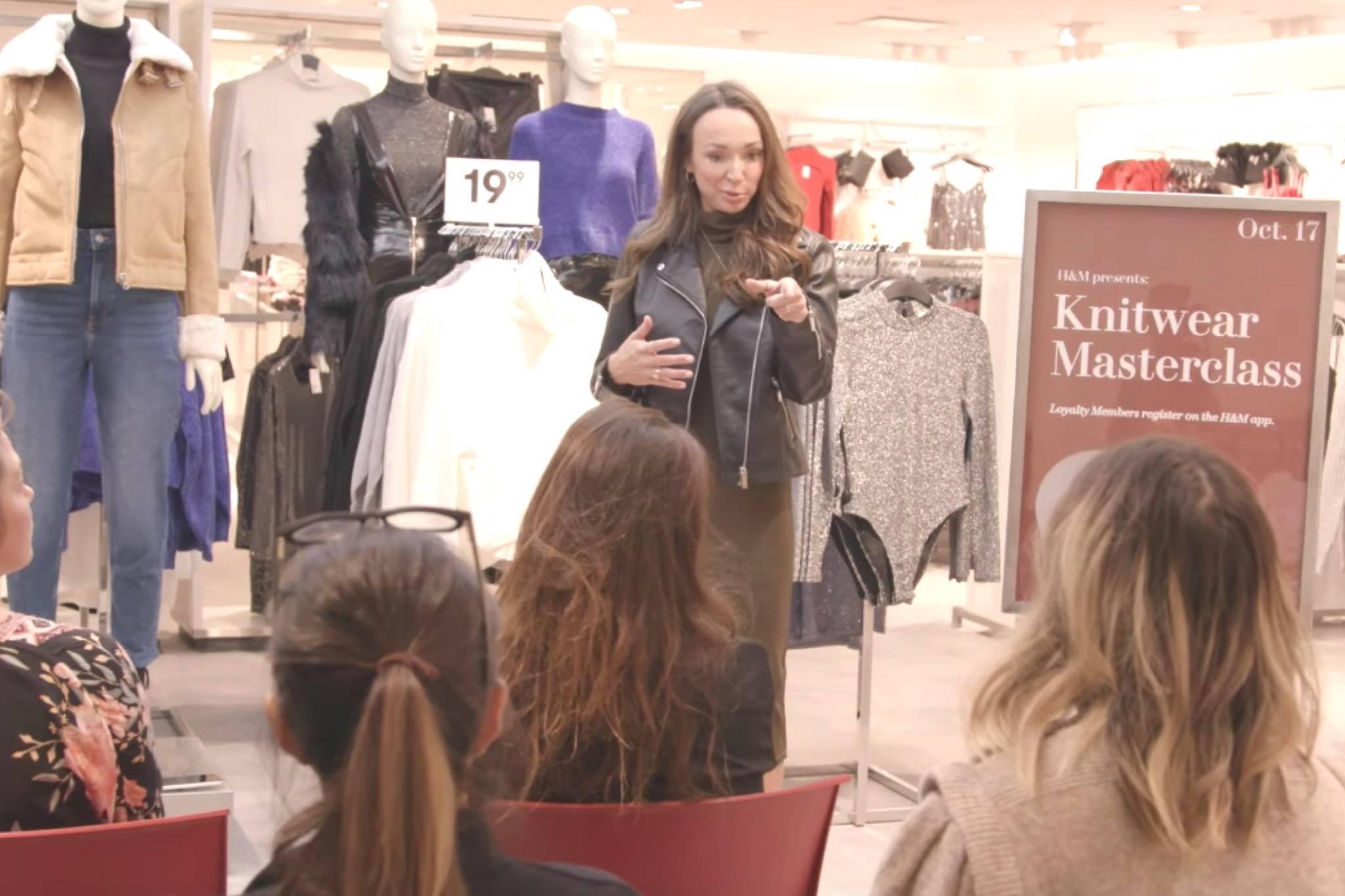 Fashion Fridays: A masterclass on H&M knitwear
