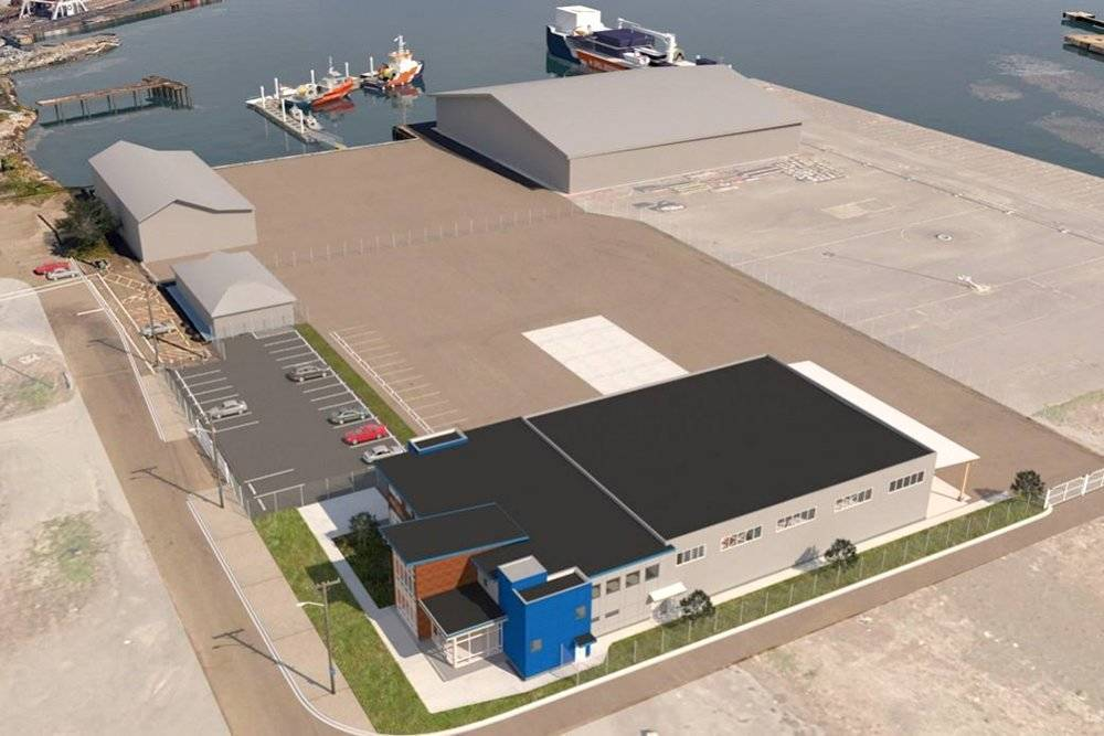Western Canada Marine Response Corporation has a 25-year-lease agreement with the Nanaimo Port Authority. (File photo)