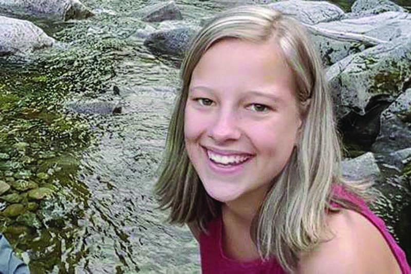 Letisha Reimer, 13, was killed Nov. 1, 2016 in a stabbing at Abbotsford Senior Secondary. (Facebook photo)