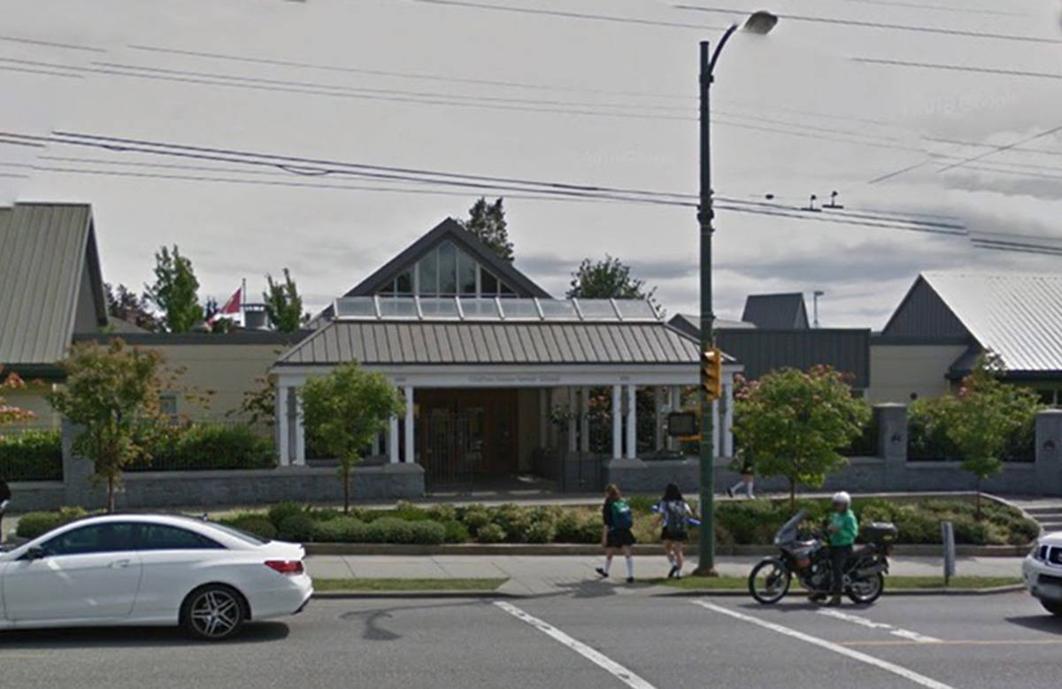 Parents sue B.C. private school after daughter severely bullied on social media