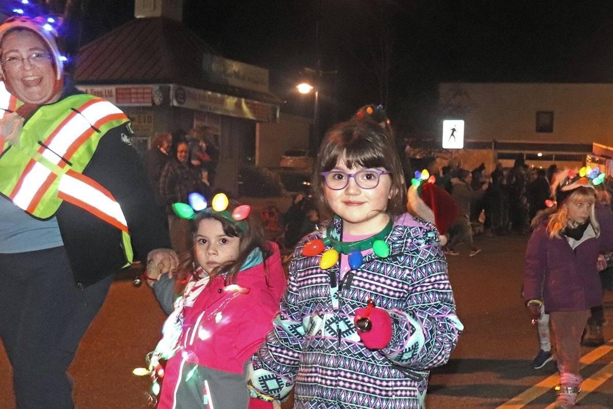 Aldergrove's Light-Up Christmas parade 'an overwhelming success'