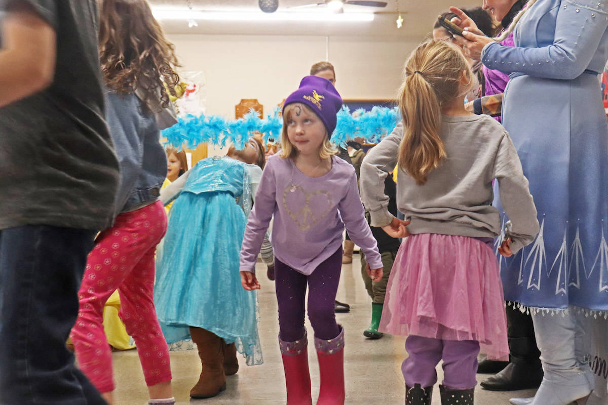$1,000 in groceries given out after enchanting fun in Aldergrove