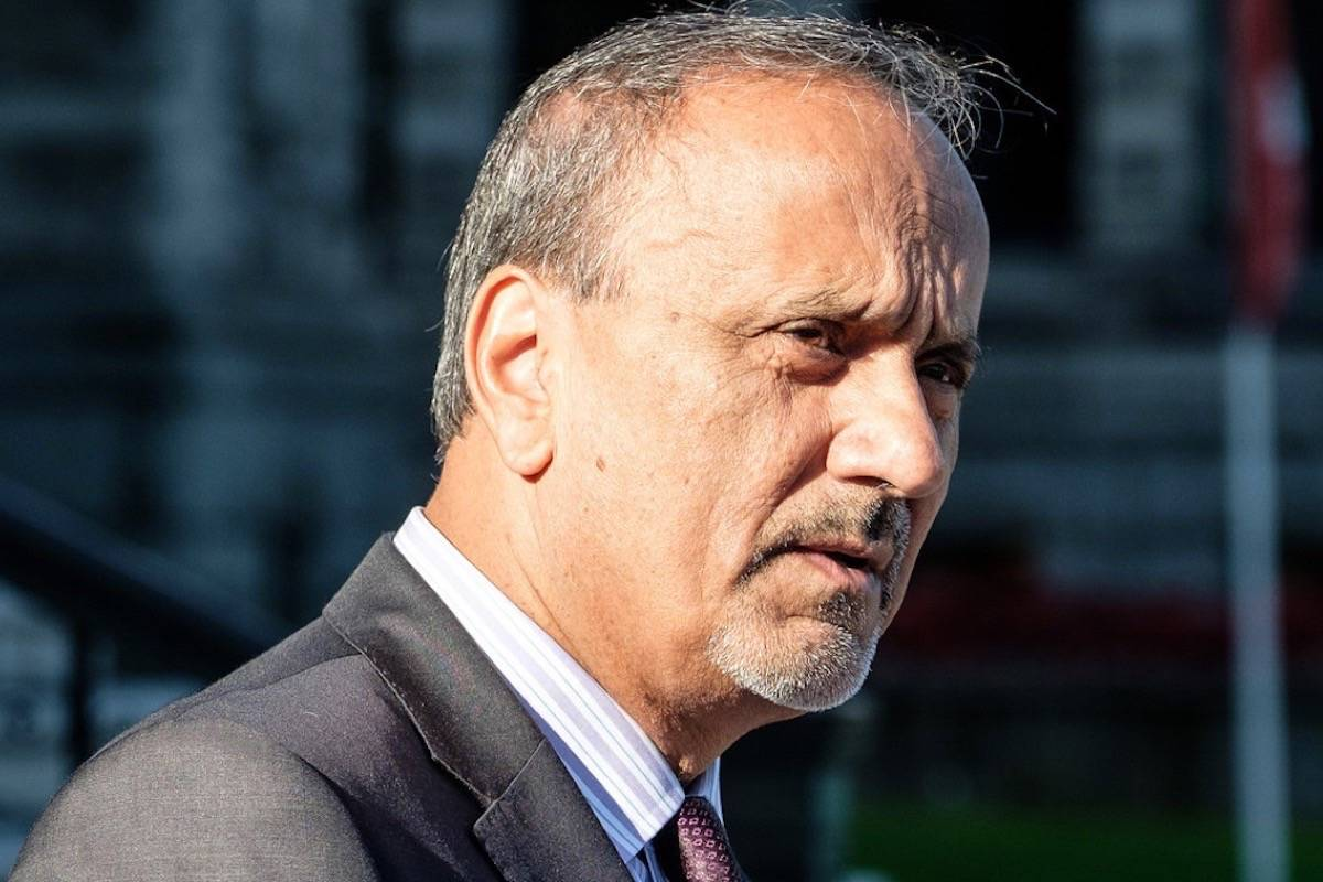 B.C. Labour Minister Harry Bains (Black Press Media)