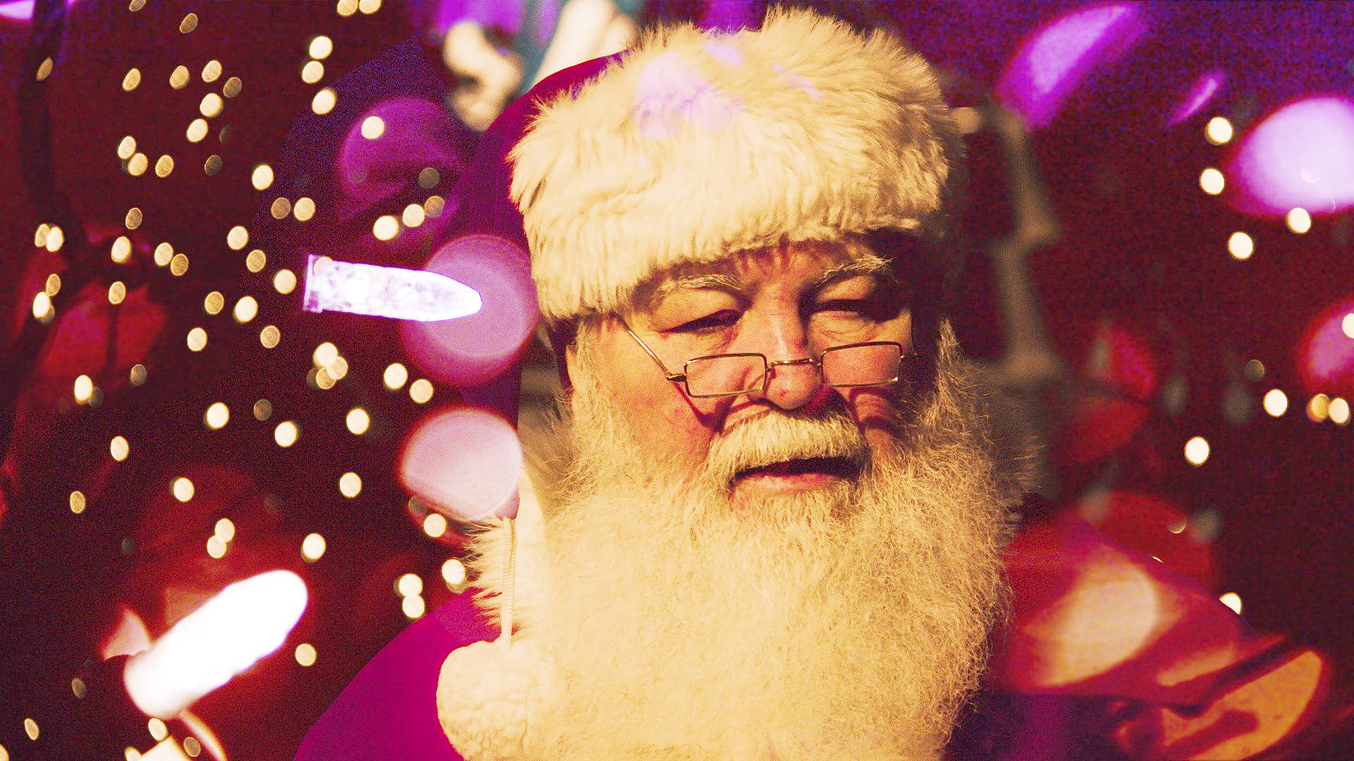 Santa Claus can be seen in many places at this time of year. (Pixabay.com)