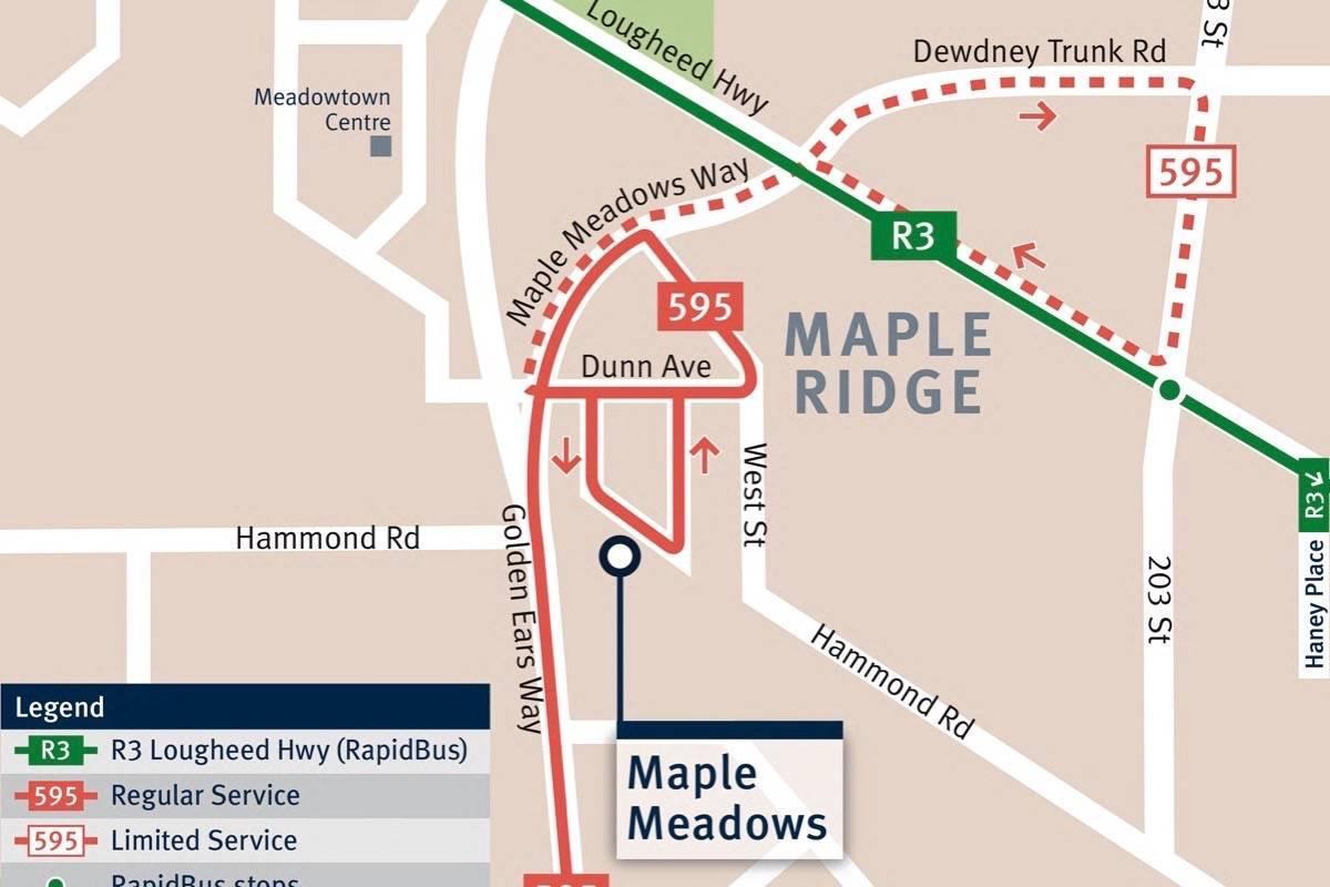 Bus to Langley will hook into new Maple Ridge RapidBus