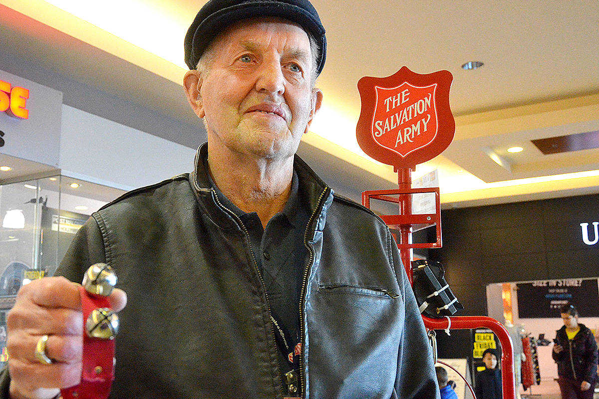 One-day drive at Langley Walmart aims to boost kettle drive