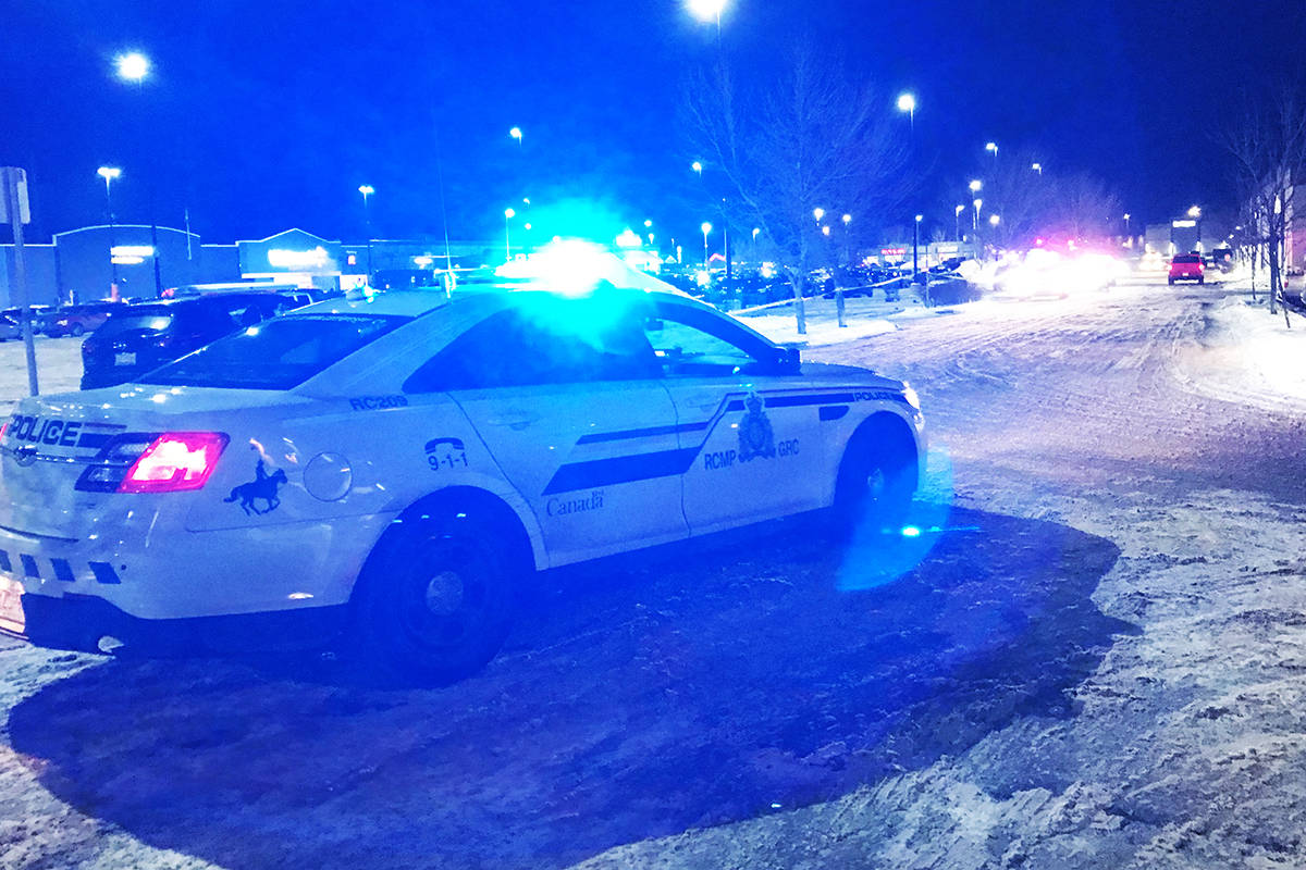Man shot to death in front of Alberta Walmart