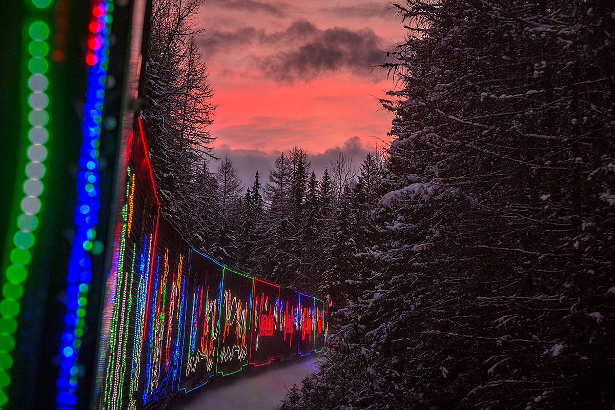 (Neil Zeller Photography/Canadian Pacific Holiday Train)