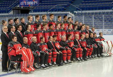 Canada set to open world juniors with tough test against the U.S.