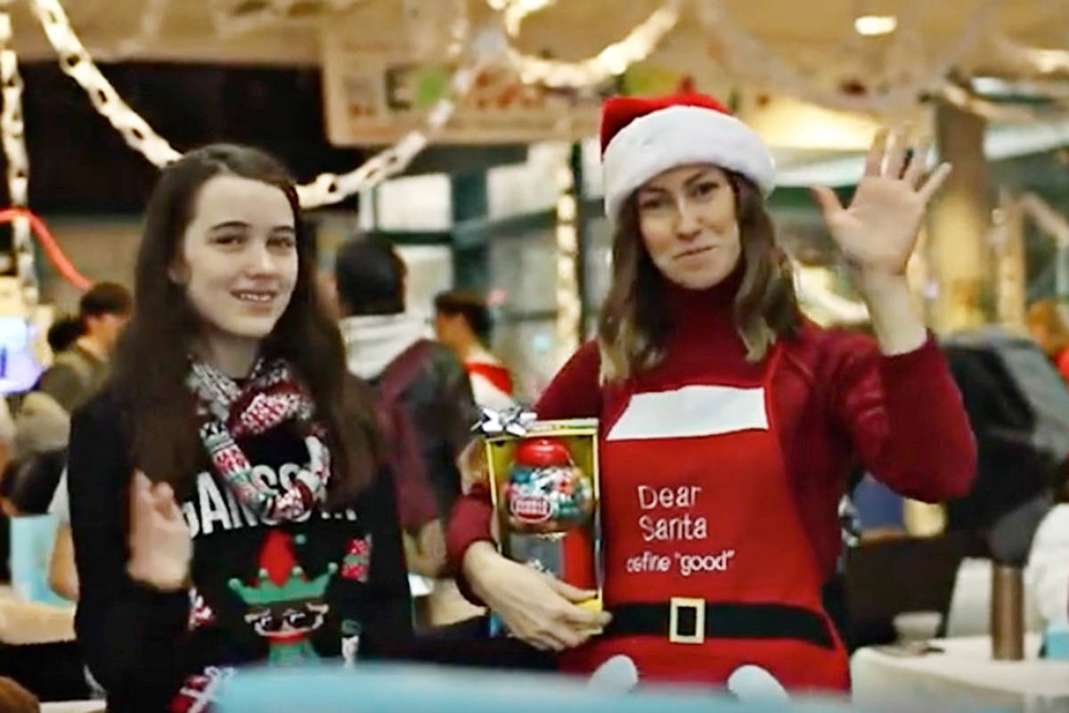 Walnut Grove Secondary School students and staff held their annual Holiday Extravaganza and created a short video to show the unique event. (WGSS Twitter)