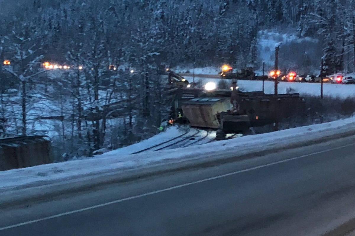 UPDATE: Little potash spilled after derailment in B.C. lake: government spokesman