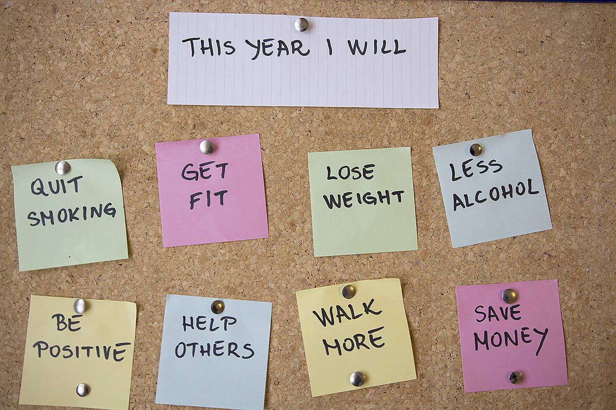 WEB POLL: Have you ever kept your resolutions?