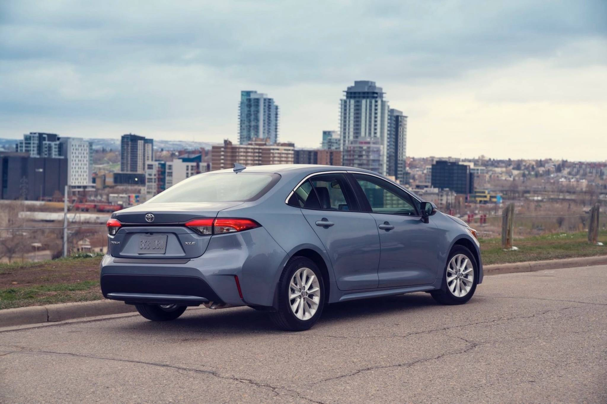 The 2020 Toyota Corolla starts from $18,990 and goes up to $26,990 for the L, LE and XLE trims (Submitted)