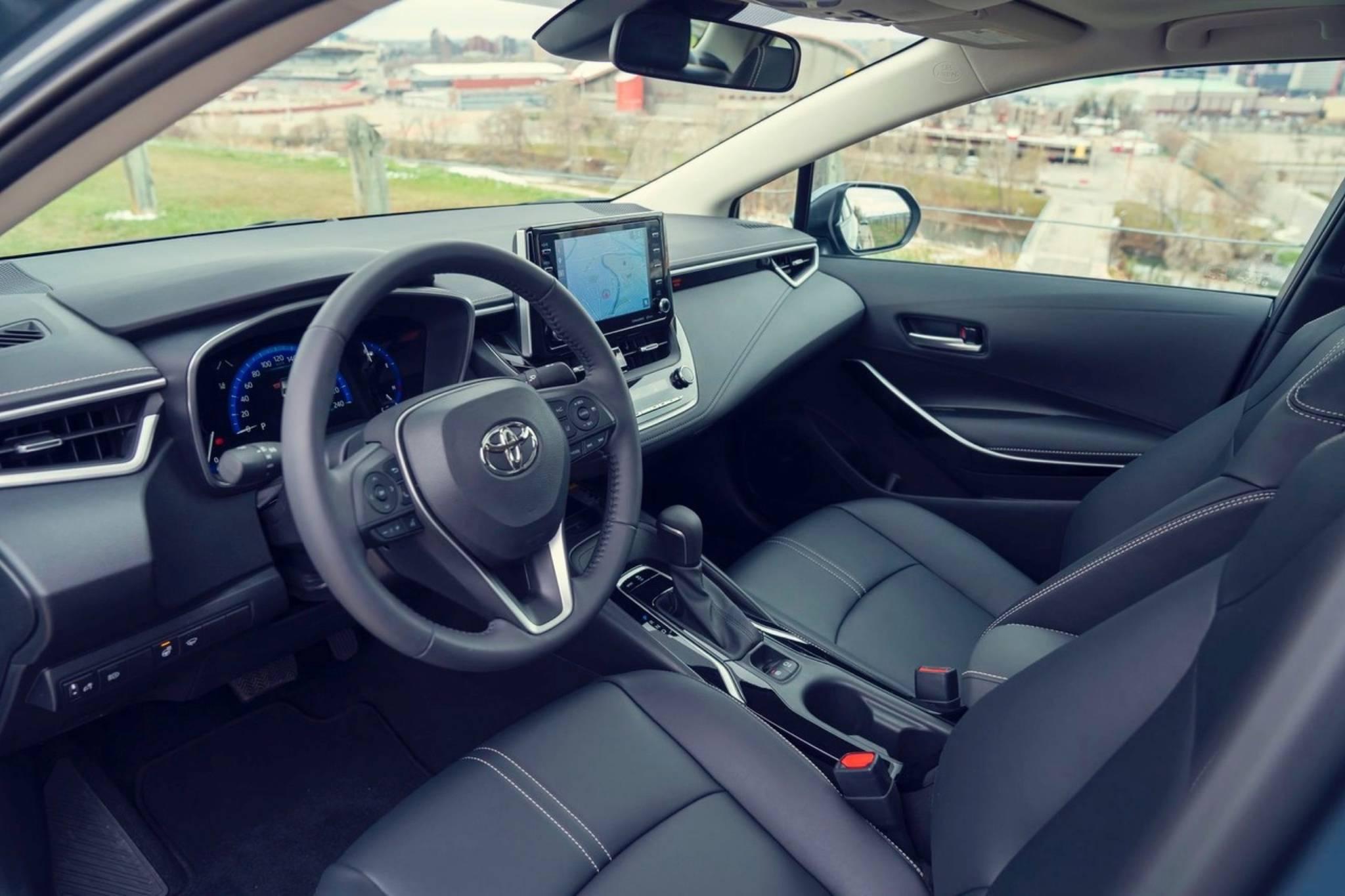2020 Toyota Corolla sedan redefines the market