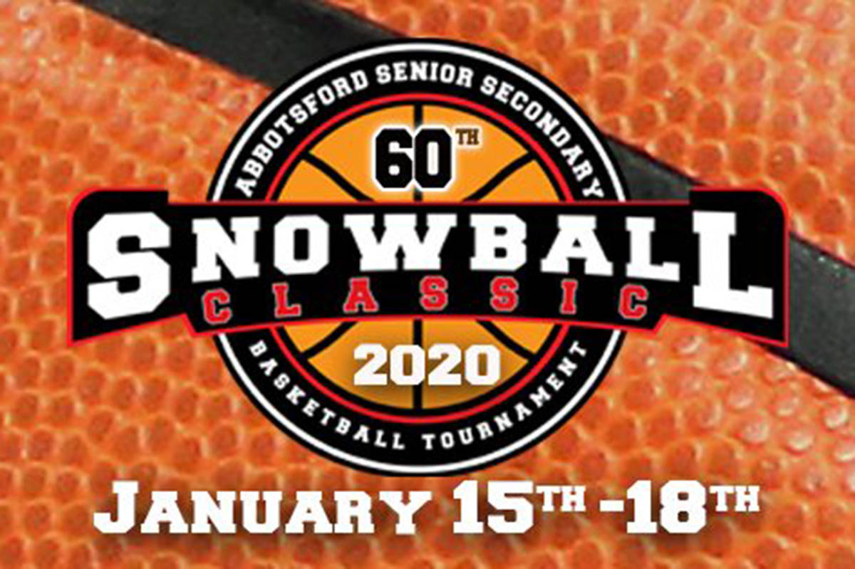 The 60th annual Snowball Classic Basketball Tournament returns to Abby Senior from Jan. 15 to 18.