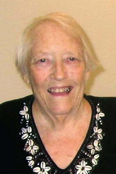 Louise Madeline Sanderson