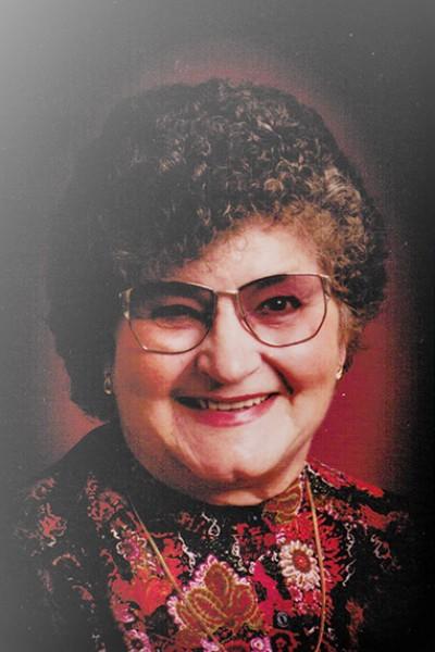 Agnes Evelyn Dorothy Sanderson