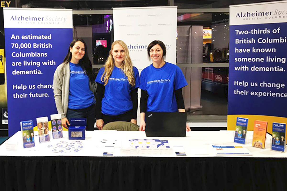 Alzheimer Society of B.C. is campaigning to reduce stigma around dementia. (Alzheimer Society of B.C./twitter)