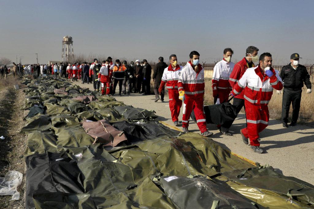 UVic student killed in Iran plane crash remembered at vigil