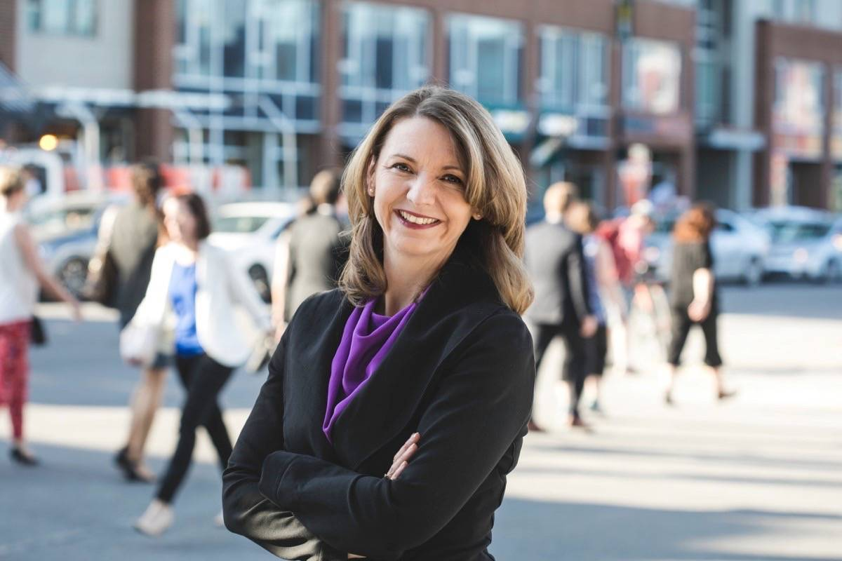 Laura Jones, Chief Strategic Officer of the Canadian Federation of Independent Business (submitted)